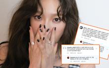 Taeyeon lần đầu lên tiếng sau vụ tai nạn liên hoàn, trả lời về việc bị tố không xin lỗi nạn nhân