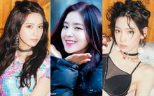 """3 nữ thần hàng đầu nhà SM rủ nhau chễm chệ trên top đầu gương mặt """"có giá"""" nhất thị trường quảng cáo"""