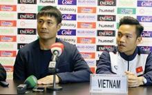 HLV Hữu Thắng quyết giành chiến thắng ngày ra quân ở vòng loại ASIAN Cup 2019