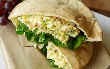 Bật mí công thức siêu dễ để có món bánh mì nhân trứng kiểu chiếc túi thần kì