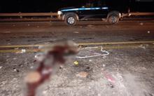 Chùm ảnh: Hiện trường vụ xe khách giường nằm Ka Long phát nổ kinh hoàng trên quốc lộ