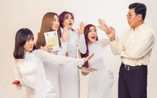 Lip B rủ nhau diện áo dài, tri ân ngày nhà giáo Việt Nam trong ca khúc mới