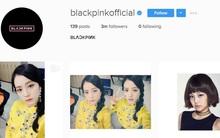 Black Pink cán mốc 3 triệu lượt theo dõi trên Instagram