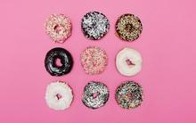 Chọn 1 chiếc bánh donut để biết sự thật về bản thân mình