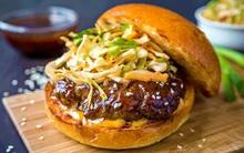 Tự làm burger BBQ vị Hàn tại nhà không cần ra quán