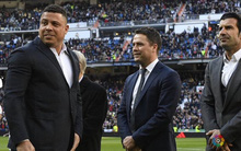 """""""Người ngoài hành tinh"""" Ronaldo sốc vì bị đồng đội cũ chê... béo"""