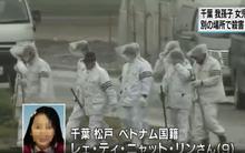 """Dòng tin nhắn bí ẩn về vụ bé gái Việt tử vong tại Nhật: """"Nếu trời ấm hơn, hãy tìm xác một bé gái dưới kênh"""""""