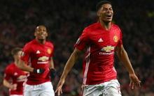 Rashford hóa người hùng ở hiệp phụ, Man Utd vào bán kết Europa League