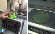 Sự thật đằng sau bức hình con vịt tan chảy trên xe ô tô khiến cư dân mạng dậy sóng