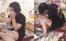 Clip: Cô gái trẻ bị một nhóm người cắt trụi tóc vì nghi dan díu với đàn ông đã có vợ