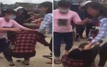 Điều tra clip 2 nữ sinh Nghệ An tát bôm bốp vào mặt bạn gây xôn xao