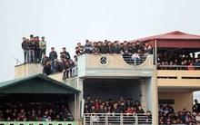 """Chỉ có ở V.League: Mái nhà cạnh sân Hải Phòng """"hốt bạc"""" nhờ VFF"""