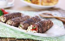 Chả bò cuốn nấm vừa ngon vừa đủ chất cho bữa cơm thêm hấp dẫn