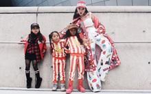 Đơn thương độc mã tại Seoul Fashion Week mùa này, nhưng độ cool của Châu Bùi chẳng hề giảm sút