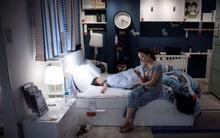 Hè nóng nực, dân Thượng Hải kéo ra cửa hàng IKEA, nằm la liệt lên giường như ở nhà mình