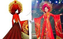 """Chuyện hy hữu: BTC """"Miss Grand International"""" công bố nhầm Top 1 bình chọn Trang phục dân tộc giữa Việt Nam và Indonesia"""