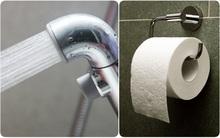 """Nên chùi hay rửa sau khi """"đi cầu""""? Bài học lớn từ Mỹ - đất nước không bao giờ dùng vòi xịt"""