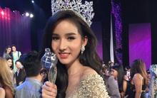 Hot girl được ví đẹp hơn Nong Poy vừa trở thành Hoa hậu chuyển giới Thái Lan 2017