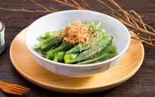 Học người Nhật làm món salad đậu bắp vừa tốt cho sức khoẻ, vừa đẹp dáng đẹp da