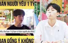 """Xuất hiện 2s trong clip phỏng vấn, cậu bạn Trung Quốc khiến các cô gái """"đòi link bằng được"""" vì quá dễ thương"""