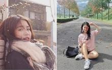 Nhìn Mẫn Tiên du học Nhật, suốt ngày chụp ảnh trong trường đẹp thế này ai chẳng thích!