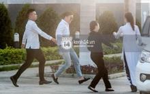 Độc quyền: Những hình ảnh đầu tiên hiếm hoi của Seungri khi vừa đáp sân bay Đà Nẵng!