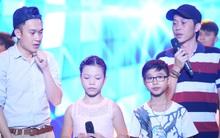 Lần đầu nghệ sĩ Hoài Linh không làm giám khảo, lên sân khấu trợ diễn cho thí sinh nhí!