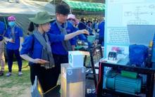 Sức sáng tạo vô biên của sinh viên Việt: Máy lọc nước biển thành nước ngọt, biến rác thải thành sản phẩm hữu dụng