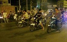 Đà Nẵng: Hàng chục cảnh sát ngăn bắt nhóm thanh niên chuẩn bị đua xe trái phép trong đêm