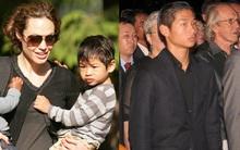 Pax Thiên Jolie-Pitt - Hành trình từ em bé suy dinh dưỡng đến cậu thiếu niên chững chạc