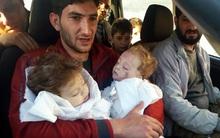 2 cô bé sinh đôi thiệt mạng trong vụ tấn công hóa học ở Syria hay số phận bi thảm của rất nhiều đứa trẻ đáng thương khác