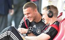 Tạm biệt Podolski, chàng Hoàng tử có nụ cười tỏa nắng