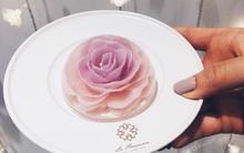 Bộ sưu tập bánh anh đào đẹp lung linh như hoa trong sương sớm