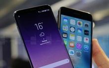 """Suốt ba năm qua, Samsung """"vịt hóa thiên nga"""" còn Apple dậm chân tại chỗ"""