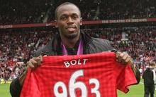 Giải nghệ điền kinh, Usain Bolt ký hợp đồng đặc biệt với… Man Utd