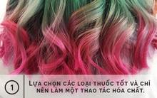 """Đổi kiểu tóc diện Tết mà bỏ qua những lưu ý này thì chỉ có """"khóc thét"""""""