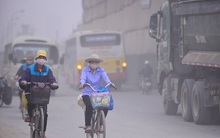 Chỉ số ô nhiễm bụi ở Hà Nội cao gấp 2 lần Sài Gòn