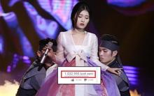 Han Sara (team Đông Nhi) lại lập kỷ lục triệu view trong chưa đầy 1 ngày!