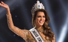 Tân Hoa hậu Hoàn vũ bị chỉ trích ở Pháp vì được trả lương quá cao