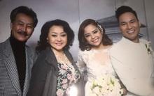 Danh ca Hương Lan bỏ về giữa đám cưới vì Việt Hương làm MC quá thô tục?