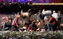 Phút kinh hoàng khi 22 nghìn người tháo chạy dưới làn mưa đạn xả vào đầu trong cuộc tấn công tại Las Vegas