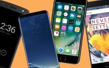 6 smartphone bán chạy nhất nửa đầu 2017: Vị trí top 3 sẽ khiến bạn bất ngờ