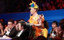 """Trúc Nhân lỡ miệng gọi giám khảo Hoài Linh là """"thằng"""" khi nhập vai """"Ơn giời"""""""