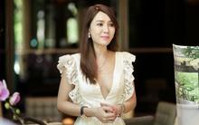 Họp báo tại Việt Nam: Helen Thanh Đào kể về cuộc sống cùng cực tại Đài Loan sau khi ly dị chồng già