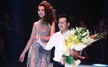 Mặc ồn ào Hà Hồ - Minh Hằng, Thanh Hằng tiếp tục chinh chiến sàn catwalk trong show Lê Thanh Hòa