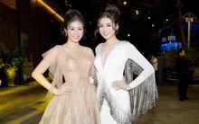 Cùng diện đồ lộng lẫy dự sự kiện, Hoa hậu Ngọc Hân và Á hậu Tú Anh ai đẹp hơn?