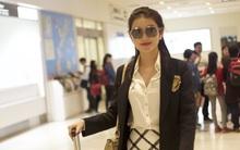 Huyền My rạng rỡ đại diện Việt Nam sang Nhật Bản dự Liên hoan phim quốc tế