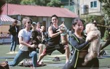 Lễ hội thể thao dành cho chủ và thú cưng độc đáo, đáng yêu nhất Hà Nội!