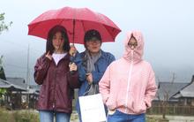 Trước thềm Miss World, Mỹ Linh quyết tâm mang điện về cho người dân bản Cu Vai bất chấp mưa bão