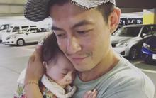 """Từ bỏ mác """"trai hư"""", Trần Quán Hy khiến netizen bất ngờ với hình ảnh ông bố giàu tình cảm"""
